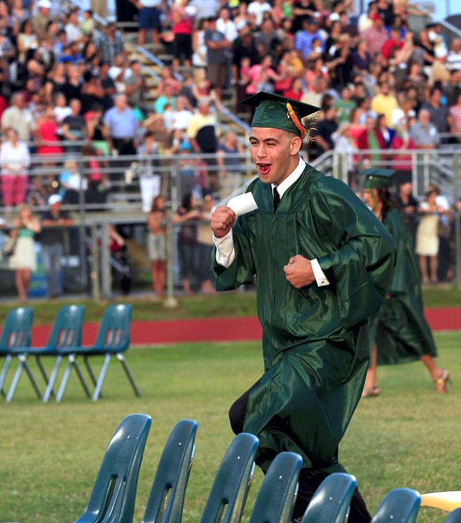 Santa Fe High School celebrates class of 2013