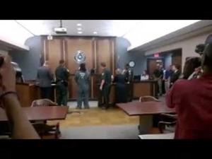 Virginia kidnapping suspect appears in Texas courtroom