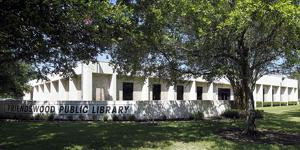 Friendswood Public Library growing