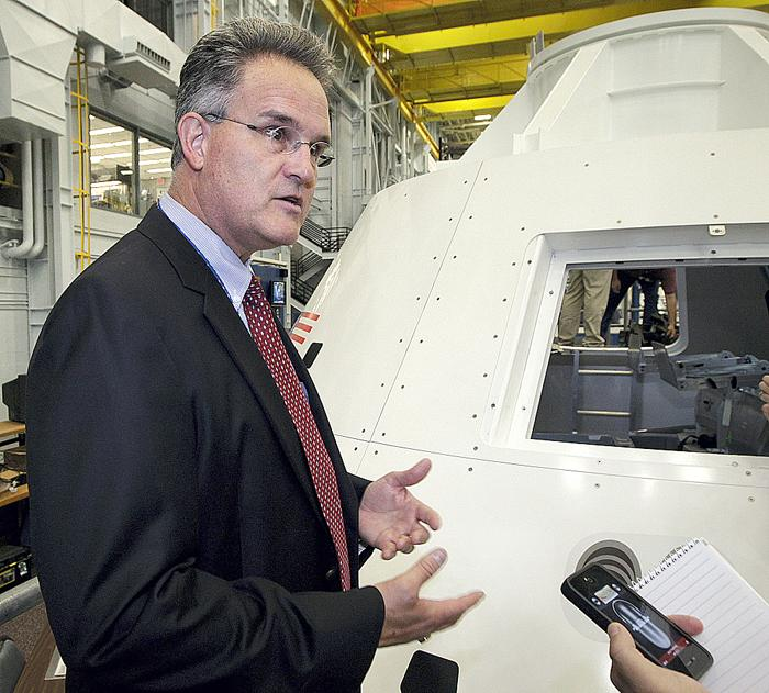 Lockheed Martin's cuts wont affect JSC