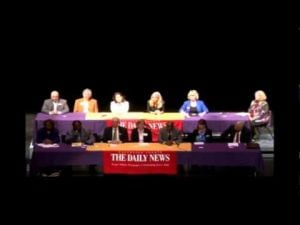 Galveston City Council Forum presented by The Daily News