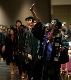 Photos: UTMB School of Medicine 2016 Commencement