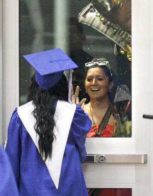 Dickinson High School celebrates class of 2013