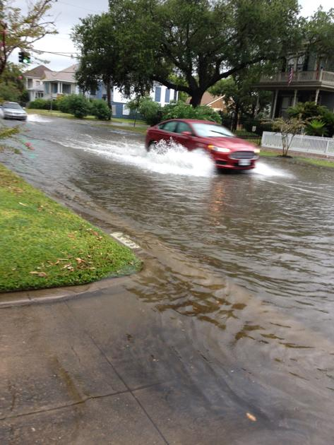 Street Flooding The Daily News