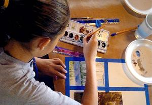 GAC to offer kids summer art workshop series