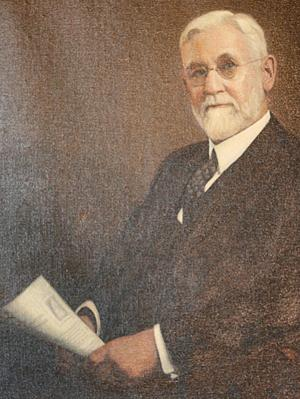 Rosenberg Library honors first librarian during Treasure of the Month