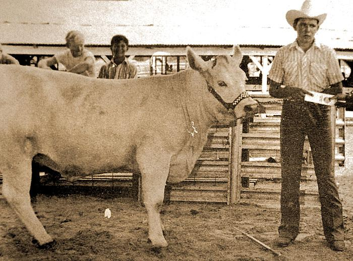 Looking back on 75 years of county's rodeo