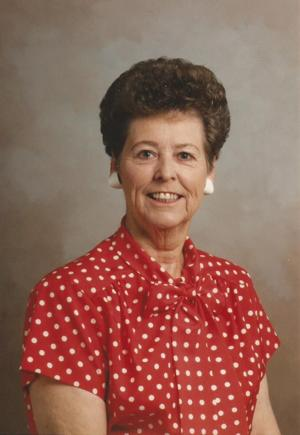 Mary Helen Legge Schneider
