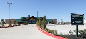 <p>Cabela's announced Thursday that the grand opening of its new League City store will be March 17.</p>