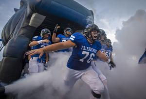 Photos: Friendswood vs Texas City Football