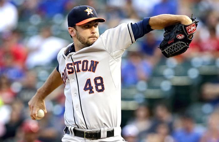 Cosart a part of Astros' future