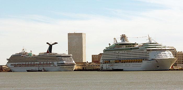 Plans for the Port of Galveston