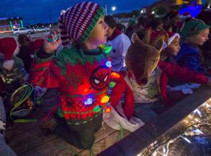 Photos: 2016 Texas City Christmas Parade