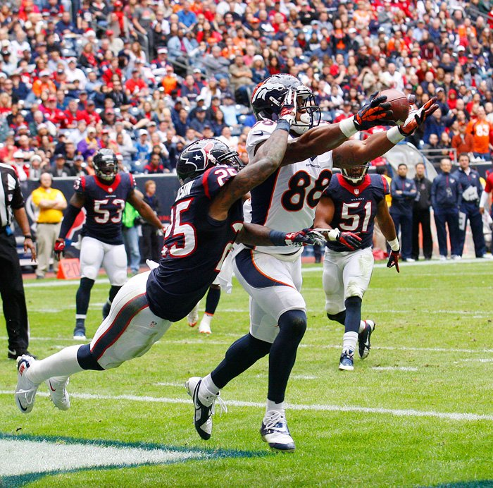 Gallery: Texans vs. Broncos - The Galveston County Daily News: In ...