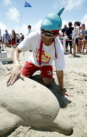 AIA-Houston Sandcastle Competition brings sand and sun even closer together