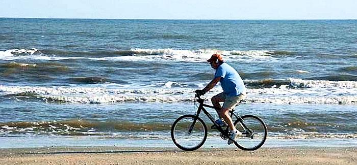 A new approach to touring Galveston Island State Park
