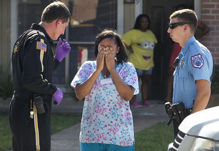 8-year-old boy shot