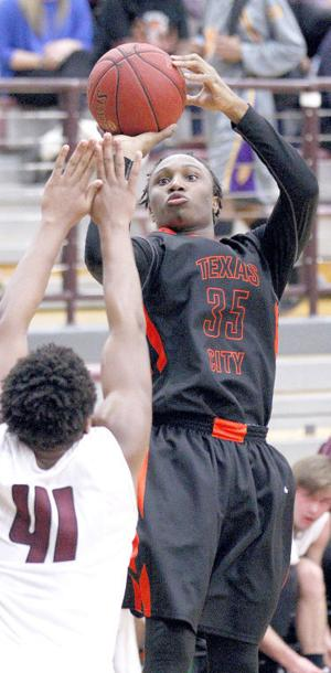 Texas City enters second round Friday