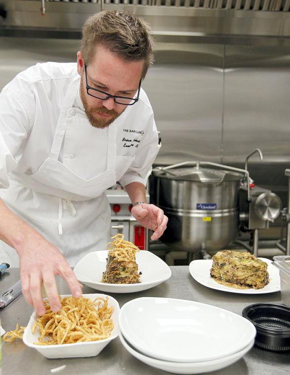Chef Brian Robertson