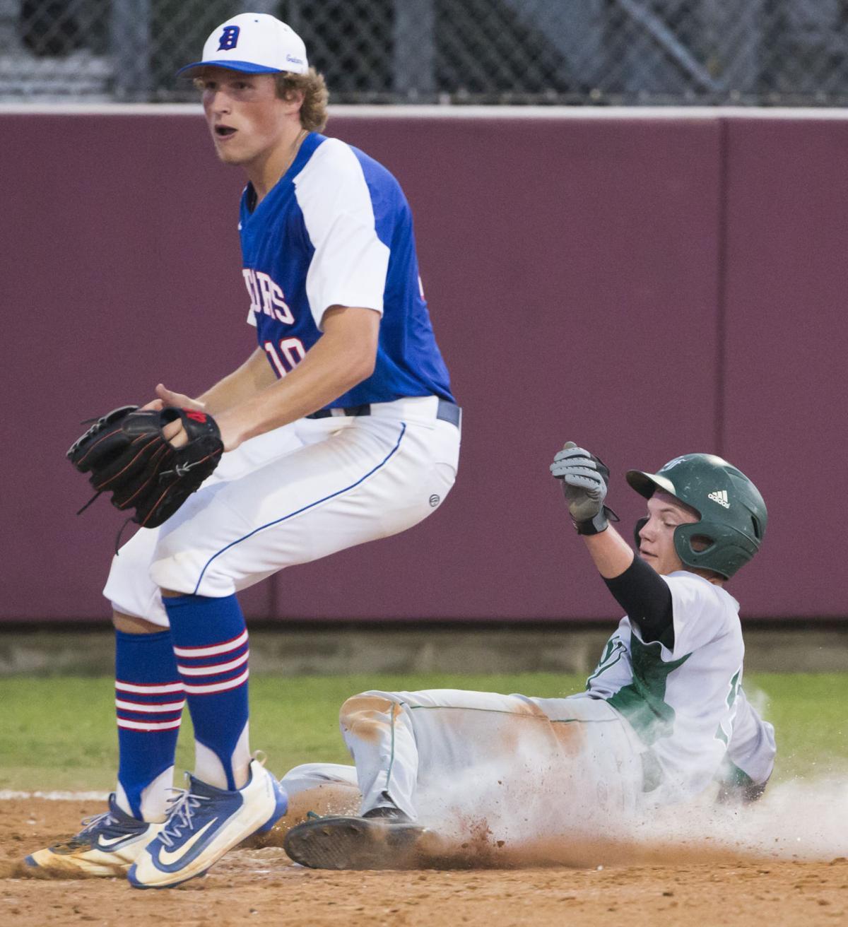 Dickinson vs Clear Falls Baseball