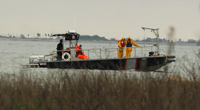 Galveston Bay Oil Spill