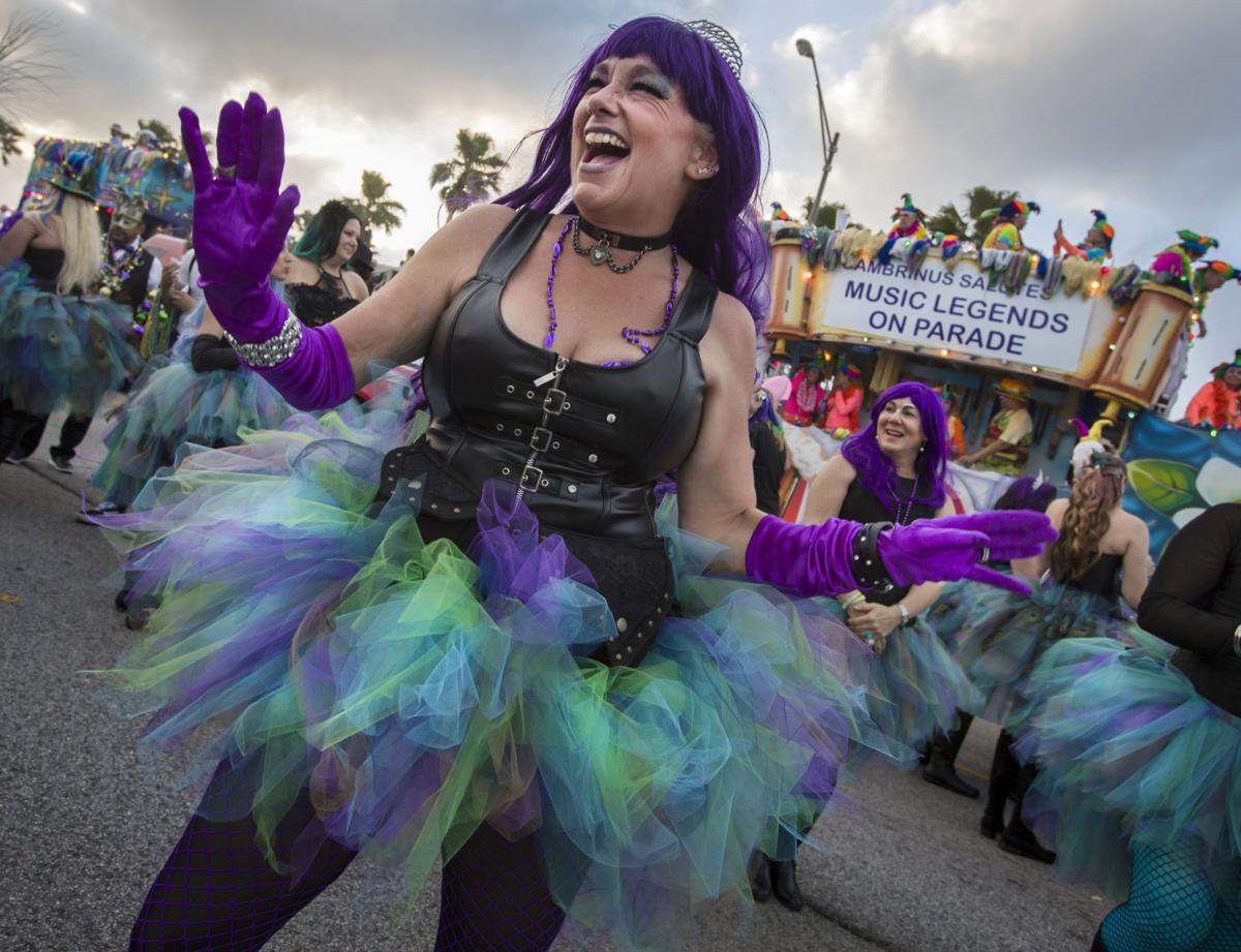 2017 Galveston Mardi Gras
