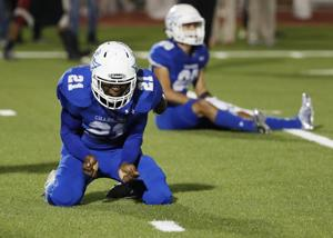 Photos: Clear Springs vs. Pearland bi-district football playoff
