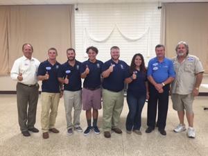 Propeller Club scholarship recipients
