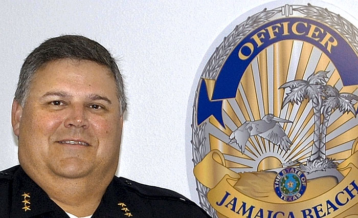Jamaica Beach police Chief succumbs to cancer