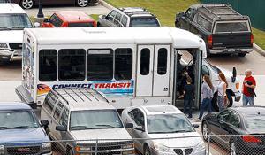 Shuttles for Kemah Boardwalk