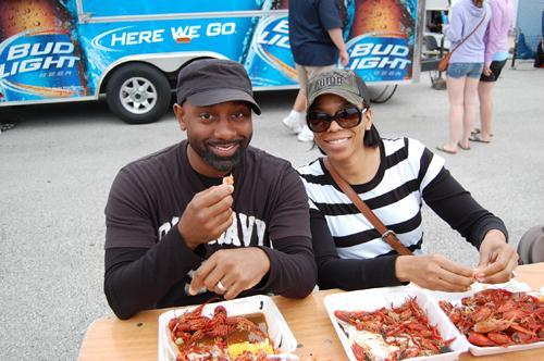 Kemah Crawfish Festival