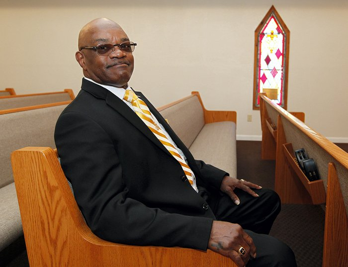 Brown celebrates 30 years behind pulpit