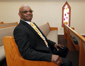 Brown celebrates 30 years behind pulpit