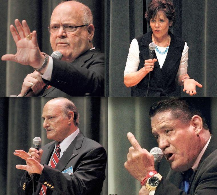 Mayor hopefuls share their visions for Galveston