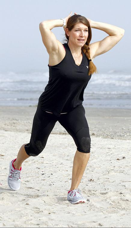 Beach body workout