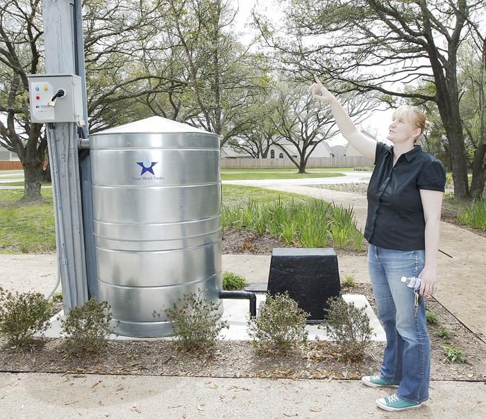 A smarter water park