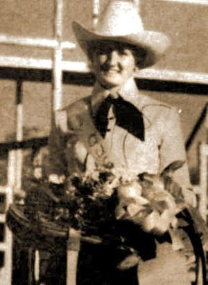 Judy Turner, Fair Queen in 1980