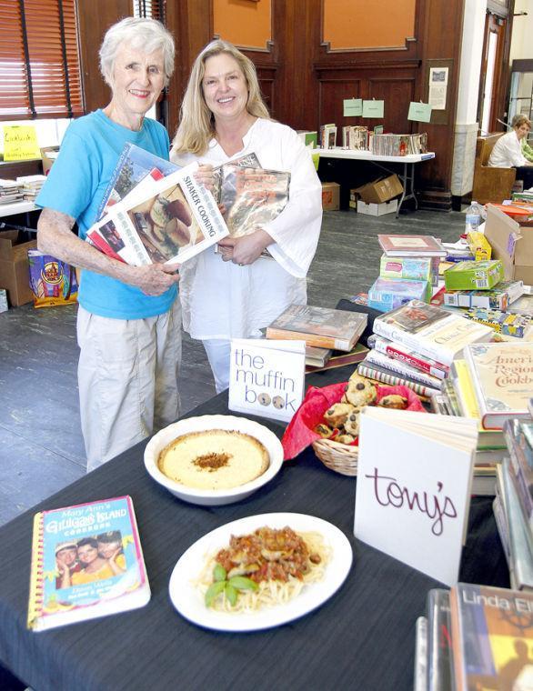 Abundance of cookbooks