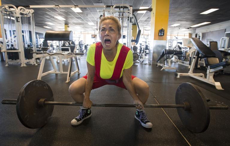 At 74, Galveston's Lucy McMahon still raising the bar in powerlifting competitions
