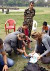 UTMB group helps care for Nepal's injured