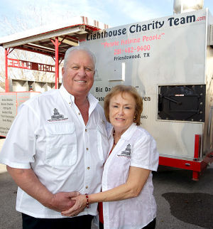 <p>Dick and Horacene Daugird are founders of the Lighthouse Charity Team, a nonprofit group that cooks at hundreds of charitable events each year. They are The Galveston County Daily News' Citizens of the Year.</p>