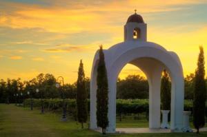 Haak Vineyards & Winery in Santa Fe.