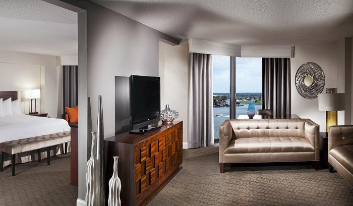 Honeymoon hotels