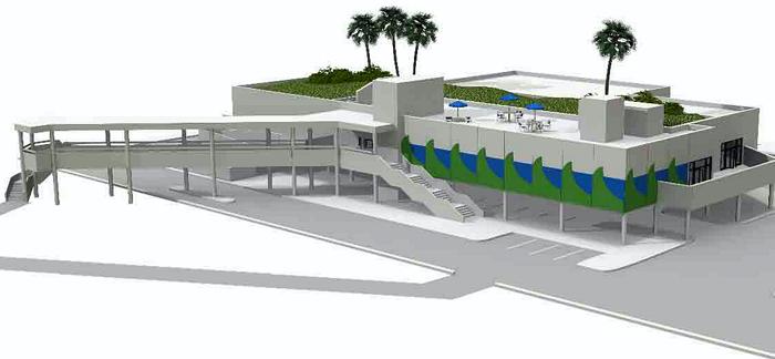 Gulf of Mexico Foundation center