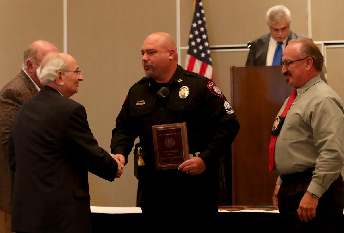 50 Club honors top officers in the county