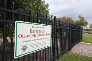 City wants to move Oleander garden