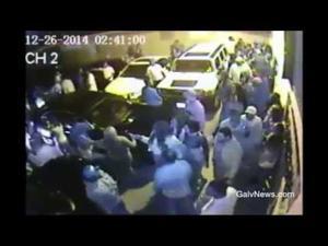 Texas City Police Shooting