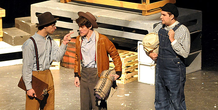 Ball High School to present free performance of One Act Play