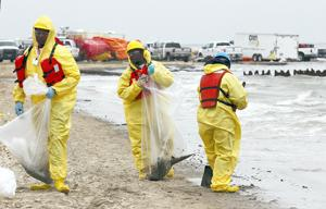Oil spill creates demand for workers