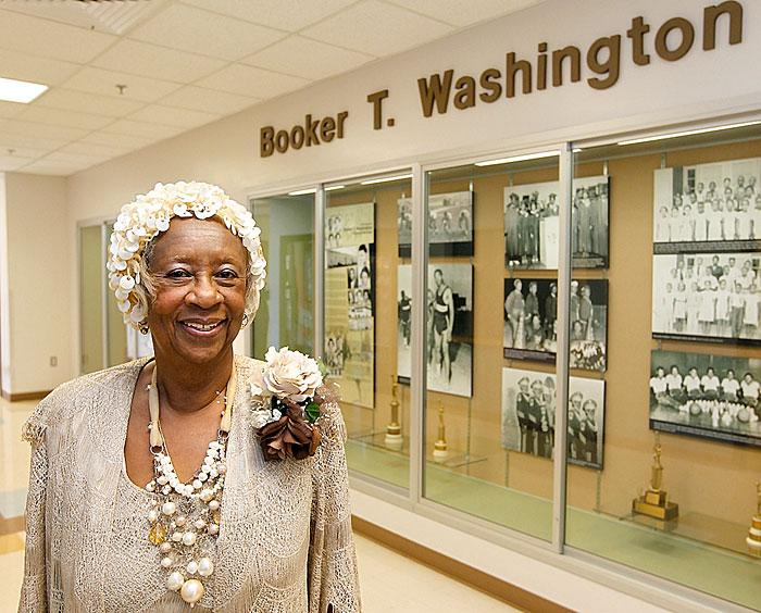 Booker T. Washington alumni serve the community
